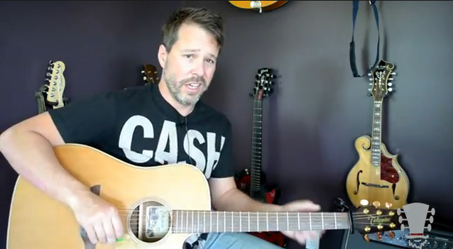 how to play ring of fire on the guitar johnny cash guitar lesson. Black Bedroom Furniture Sets. Home Design Ideas